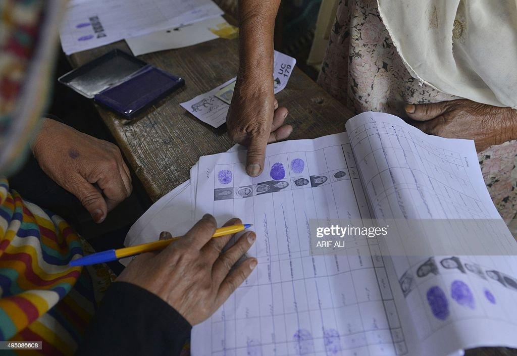 PAKISTAN-ELECTION-UNREST : News Photo