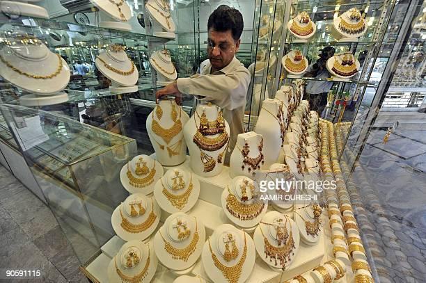 Pakistani Gold Jewelry Stock s and