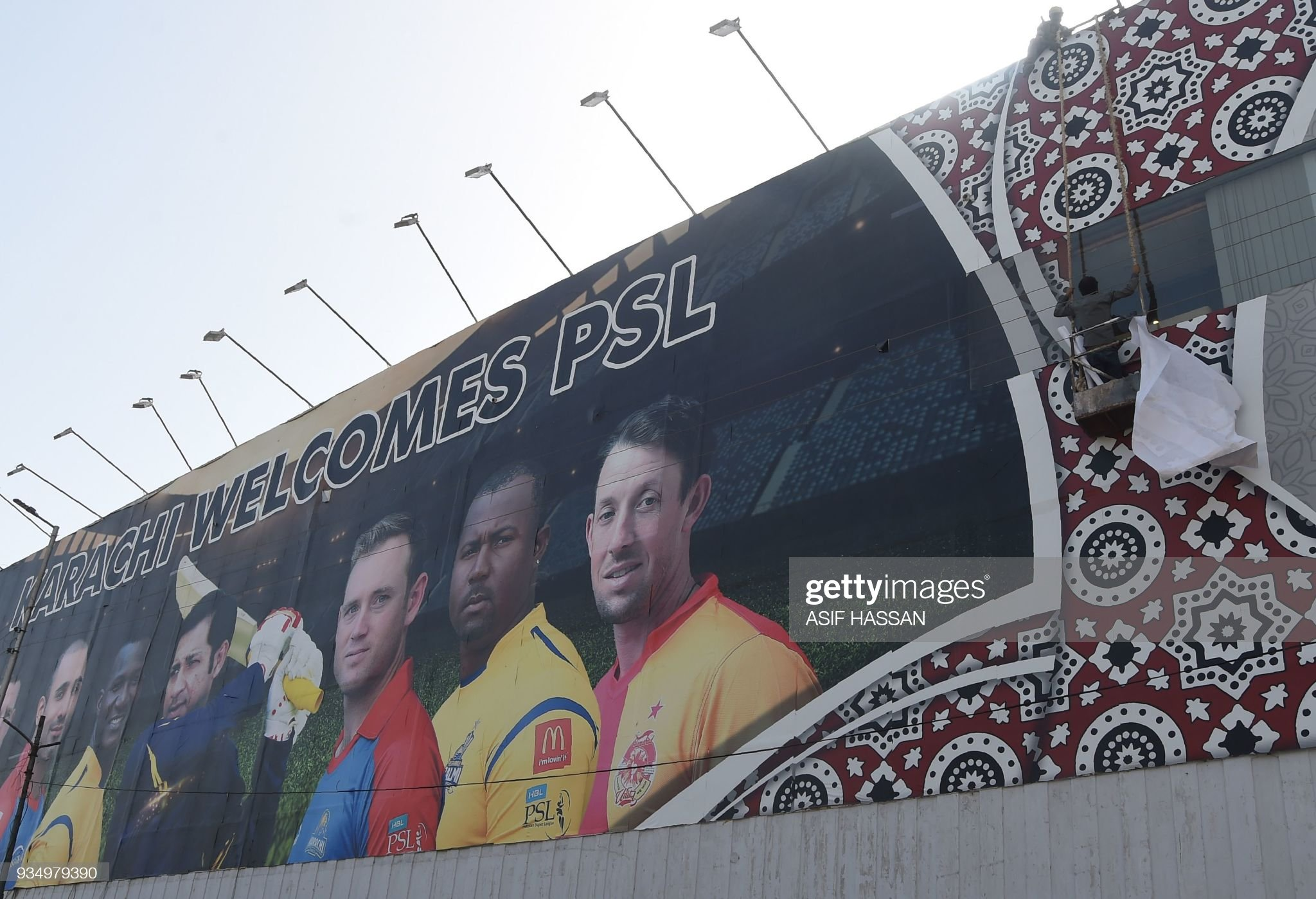 PSL6, Karachi kings. Gladiators, Qaladars, United, Zalmi, Sultans