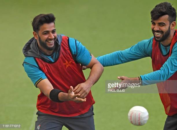 GBR: New Zealand v Pakistan - ICC Cricket World Cup 2019