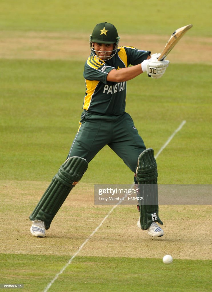 Cricket - ICC World Twenty20 Cup 2009 - Group F - Pakistan v Sri Lanka - Lord's : Nachrichtenfoto
