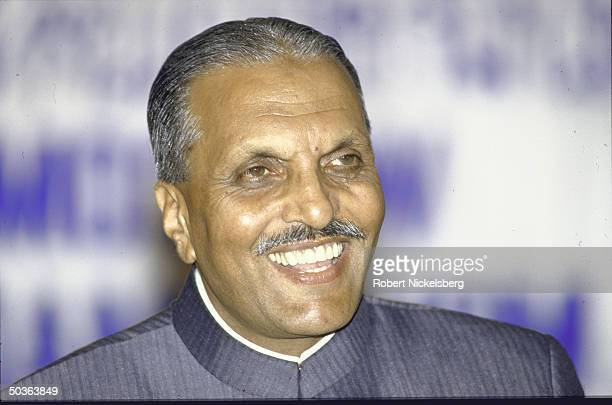 Pakistan's Pres. Mohammad Zia Ul Haq during state visit.