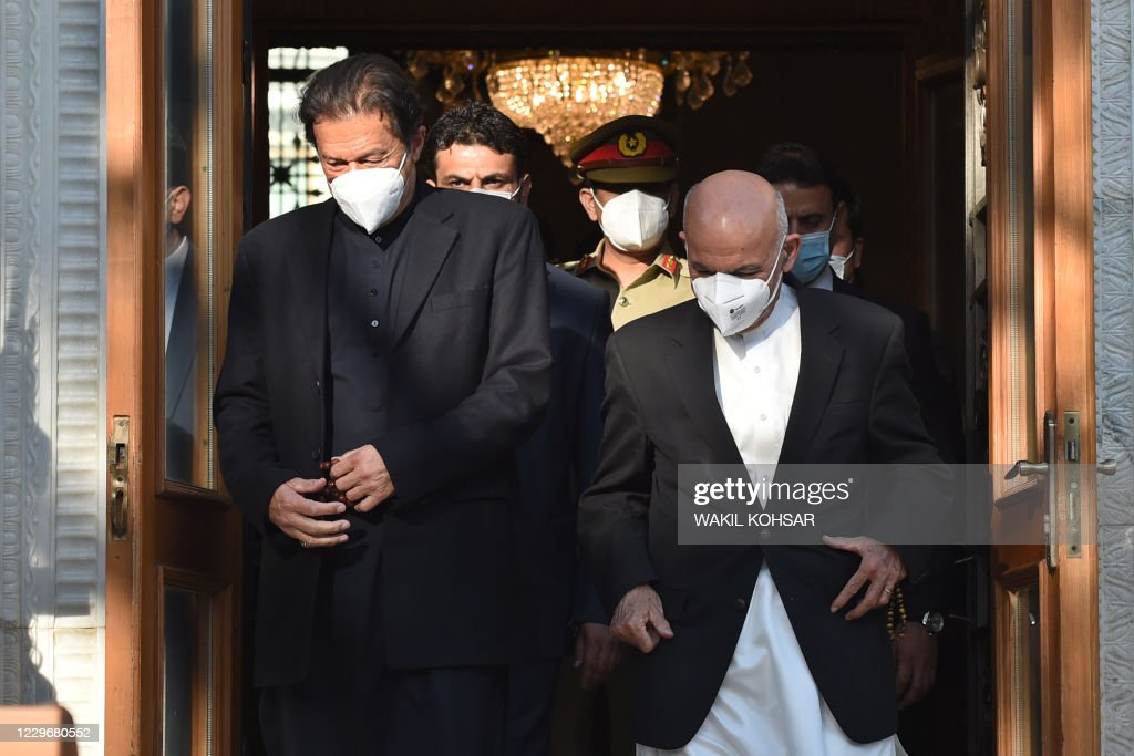AFGHANISTAN-PAKISTAN-DIPLOMACY : News Photo