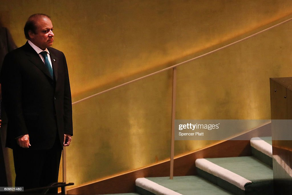 World Leaders Gather In New York For Annual United Nations General Assembly : News Photo