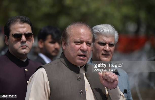 Nawaz Sharif Pictures and Photos - Getty Images