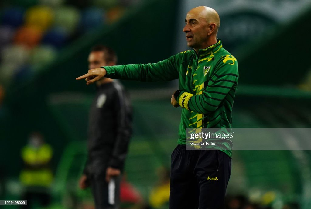 Sporting CP v CD Tondela - Liga NOS : ニュース写真