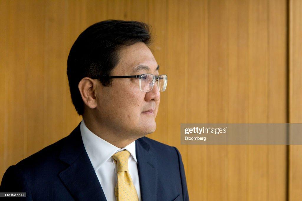 THA: President of Stock Exchange of Thailand Pakorn Peetathawatchai Interview