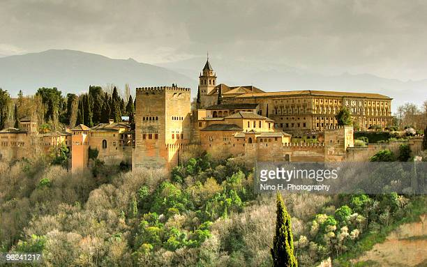 Palace Alhambra  Granda , Spain