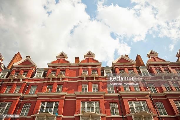 Palace along Marylebone Road