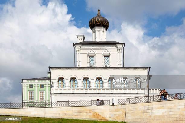 Igreja do palácio em Kazan Kremlin