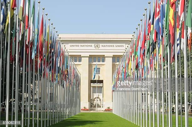 Palace des Nations Genève