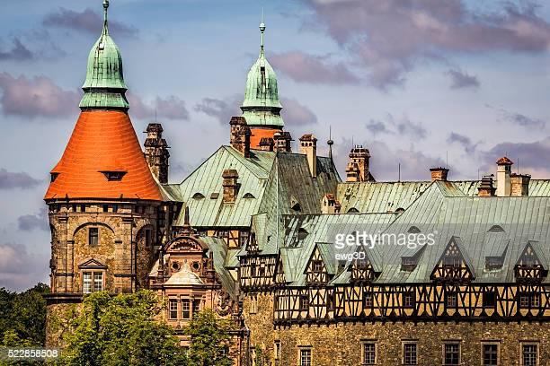 Palace Fuerstenstein, Poland