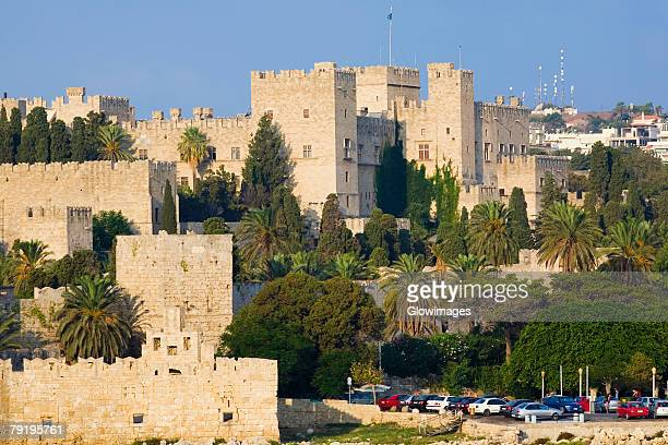 Palace in a city, Grand Master's Palace, Rhodes, Dodecanese Islands, Greece