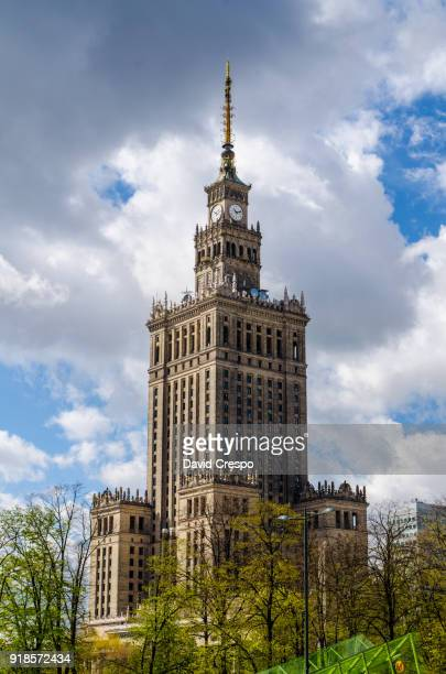 Palace of Culture and Science (vertical)