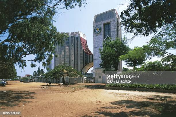 Palace of Economic Community of West African States Lome Togo