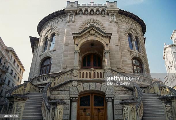 Palace of Justice Principality of Monaco 20th century