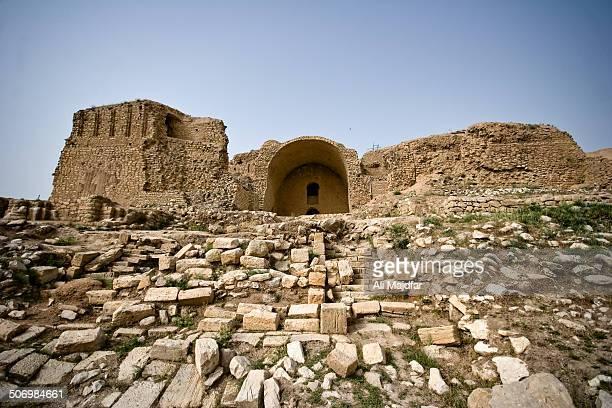 Palace of Sassanian founder, Ardashir.