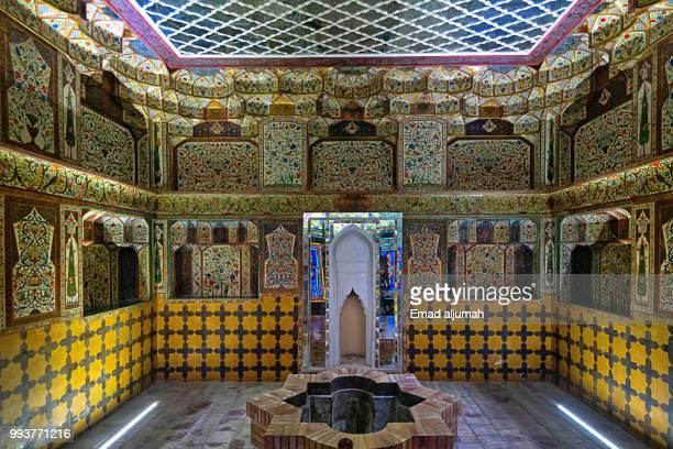 Palace of Shaki Khans, Shaki, Azerbaijan