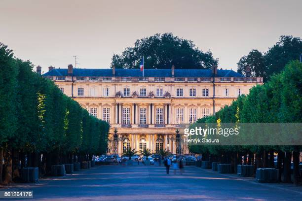 palace of the government of nancy - nancy stock pictures, royalty-free photos & images