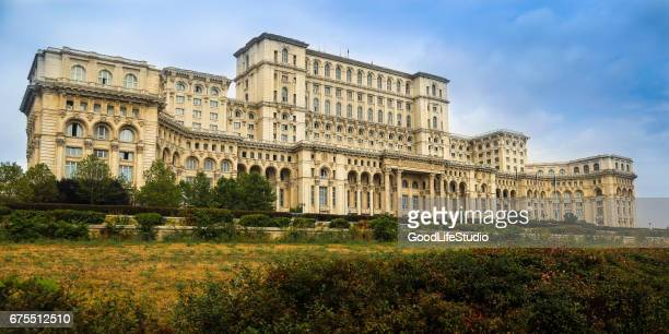 palace of the parliament bucharest - bucharest stock pictures, royalty-free photos & images