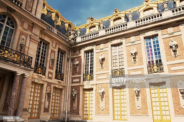 palace of versailles - yvelines stock pictures, royalty-free photos & images