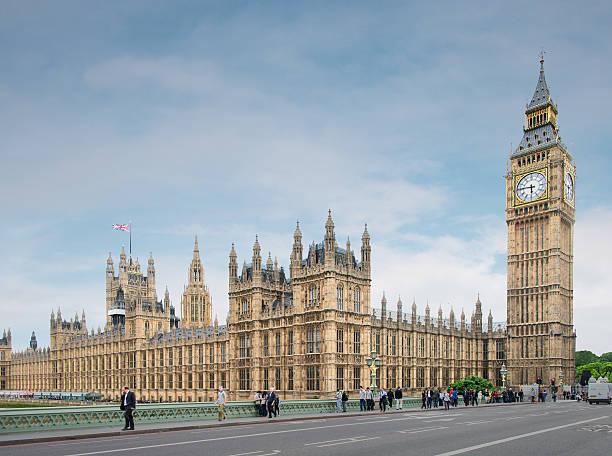 "Palace Of Westminster, ""Big Ben"" Wall Art"