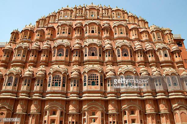 Palace of Winds in Jaipur