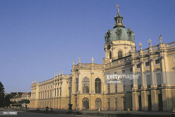 palace - charlottenburg palace stock pictures, royalty-free photos & images