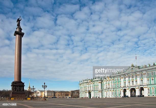 palace square, st. petersburg/дворцовая площадь, санкт-петербург - san petersburgo fotografías e imágenes de stock