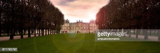 Palace Sunset