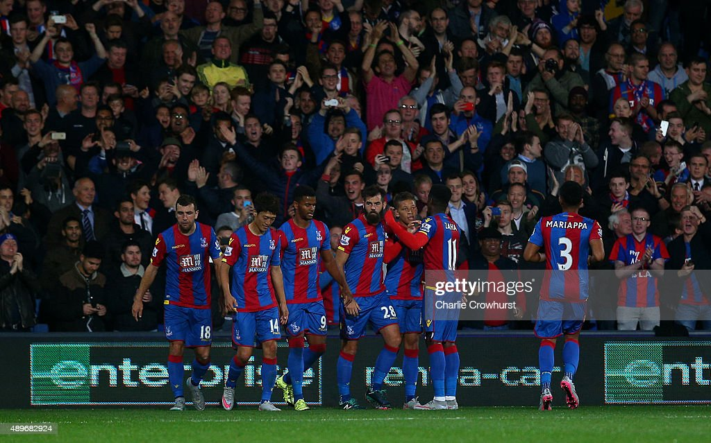 Crystal Palace v Charlton Athletic - Capital One Cup Third Round : News Photo