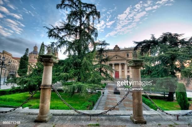 Palacio de Anaya - Salamanca, Spain