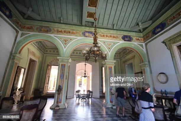 Palacio de Cantero Museo Historico Trinidad ist eine Stadt in der Provinz Sancti Spíritus / Hotel Club Amigo Costa Sur Kuba Cuba Urlaub Republica de...