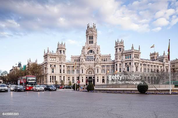 World S Best Palacio De Cibeles Stock Pictures Photos And