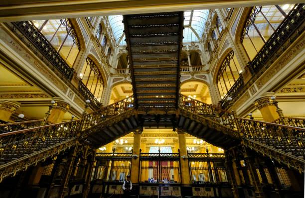 Palacio de Correos de México in Mexico City