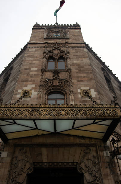 Palacio de Correos de México/Correo Mayor (Postal Palace of Mexico City/Main Post Office), Mexico City, Mexico