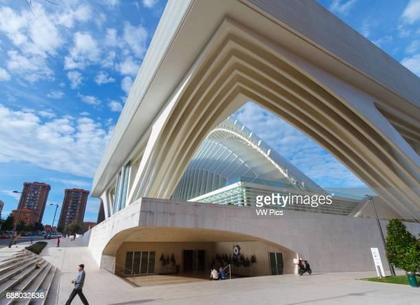 Palacio de Exposiciones y Congresos. Oviedo, Asturias, Spain, Europe.