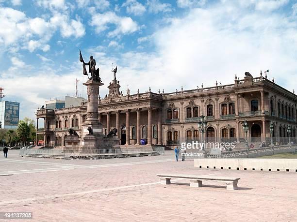 palacio de gobierno, monterrey, mexico - nuevo leon stock pictures, royalty-free photos & images