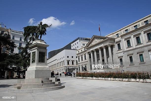 Palacio de los Cortes, Madrid