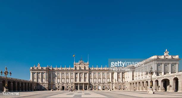 Palacio de Oriente in Madrid