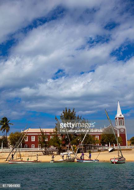 Palacio de sao paulo museum island of mozambique Mozambique on July 18 2013 in Island Of Mozambique Mozambique