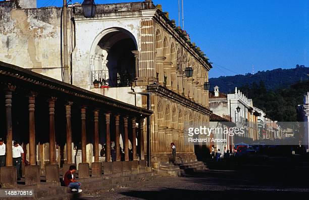 Palacio del Ayuntamiento, Antigua's Town Hall