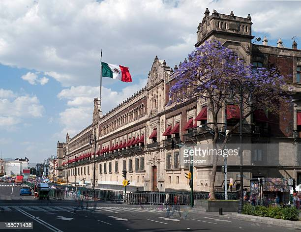 Palacio Nacional, Città del Messico