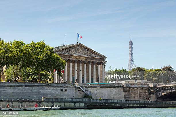 Palais Bourbon, French National Assembly, Paris
