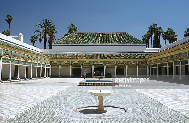 Palais de Bahia - 2000