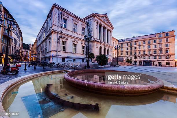 Palais de Justice in Nice