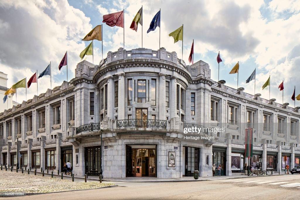 Palais Des Beaux Arts : Nieuwsfoto's