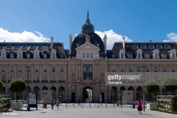 Palais du Commerce in Rennes