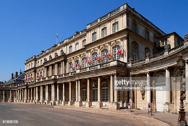 palais du gouvernement, nancy, lorraine, france, europe - nancy stock pictures, royalty-free photos & images