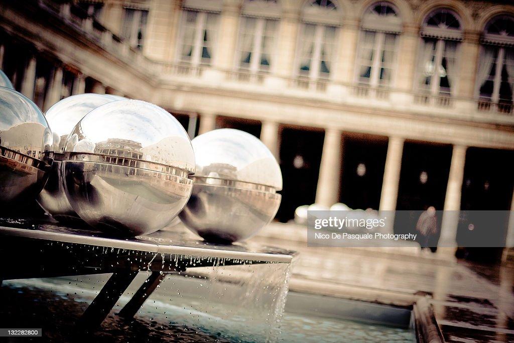 Palais Royal,Paris : Stock Photo